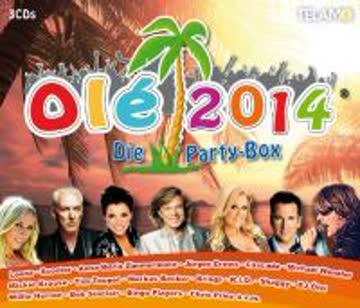 Loona - Olé 2014 Die Party- Box