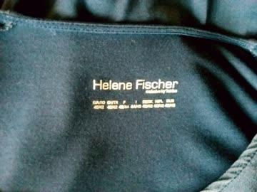 Helene Fischer Tschirt blau