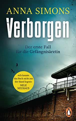 Verborgen: Der erste Fall für die Gefängnisärztin