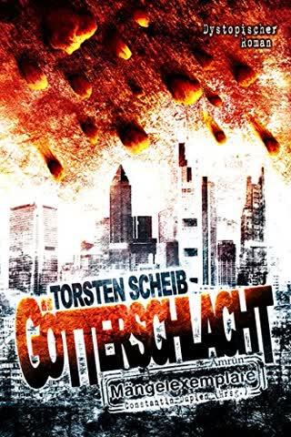 Götterschlacht: Ein Mängelexemplare-Roman