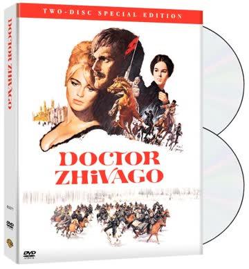 Doctor Zhivago [DVD] [1965] [Region 1] [US Import] [NTSC]
