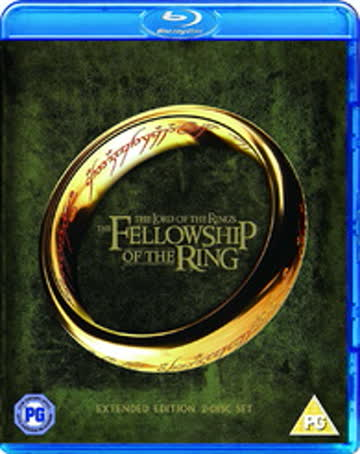 The Lord of the Rings - The Fellowship of the Ring Extended Edition