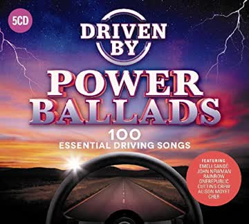 Various - Driven By Power Ballads