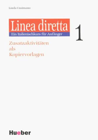 Linea diretta, Zusatzaktivitäten als Kopiervorlagen