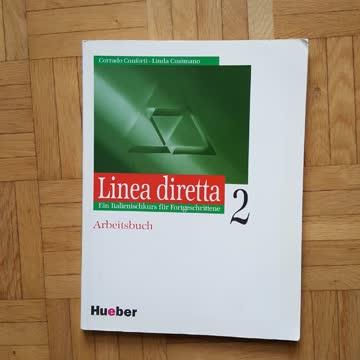 Linea Diretta Arbeitsbuch