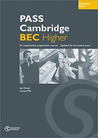 PASS Cambridge BEC, Higher (C1): Teacher's Book: An examination preparation course. Updated for the revised exam (Helbling Languages)