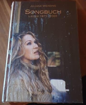Juliane Werding - Songbuch