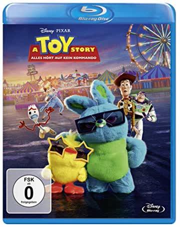 A Toy Story: Alles hört auf kein Kommando [Blu-ray]