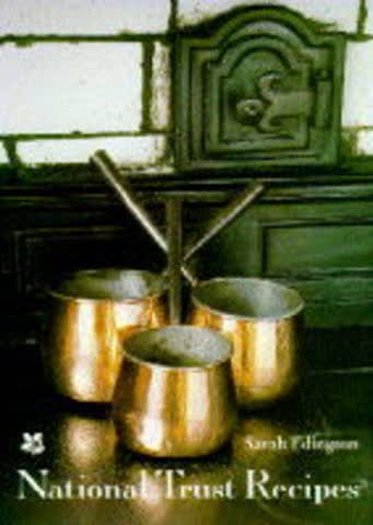 National Trust Recipes (National Trust Cookery Books)