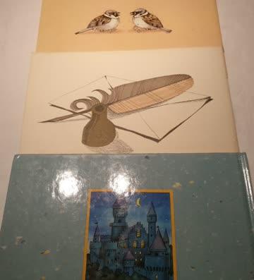 Drei klassische Brüder Grimm Märchen Bücher