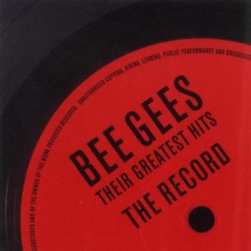 Bee Gees - Record - Their Greatest Hits