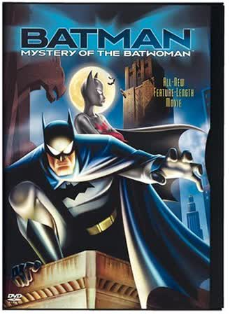 Batman: Mystery Of The Batwoman / (Std Dub Sub) [DVD]