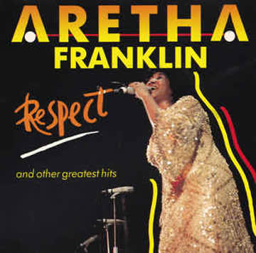 cd: aretha franklin: respect (and other greatest hits)