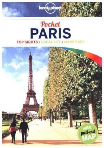 Pocket Paris : top sights, local life, made easy