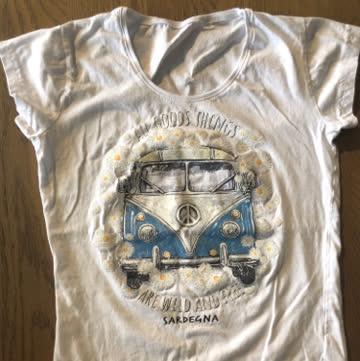 T-Shirt Sardegna