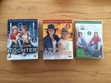 McLeods Töchter DVDs Staffeln 1-3