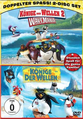 Könige der Wellen / Könige der Wellen 2 - WaveMania