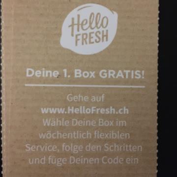 Hello Fresh GratisBox (Essen)