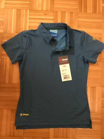 T-Shirt Sherpa S NEU