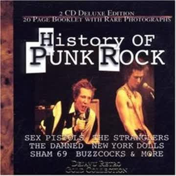 Various - The History of Punk Rock [UK-Import]