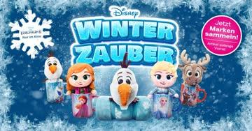 Disney Winterzauber 1 Sammelkarte von Coop