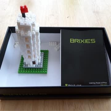 Schiefer Turm von Pisa von Brixies