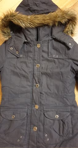 Tolle Warme Street One Jacke gr 36