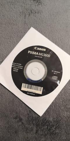 Canon Prixma MG Series Software