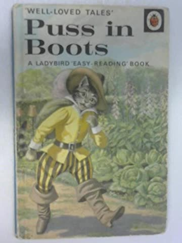Puss in boots (Well-loved tales)