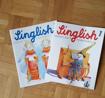 Englisch durch Kinderlieder