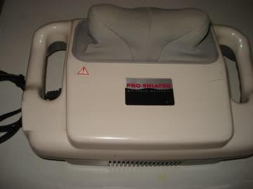 Pro Shiatsu Portabes Massagegerät