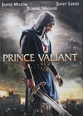 Prince Valliant (1954) /[DVD] [Region 1] [NTSC] [US Import]