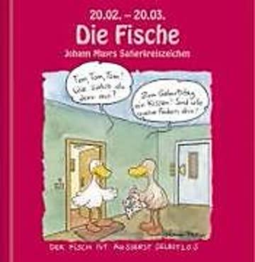 jDie Fische - Johann Mayrs Satierkreiszeichen Fische