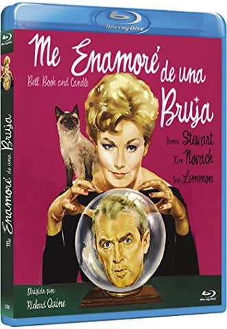 Bell, Book and Candle (Me Enamore De Una Bruja) [Blu-ray]