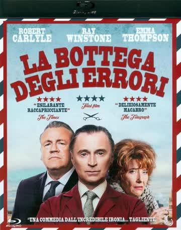 The  Legend of Barney Thomson - La bottega degli errori
