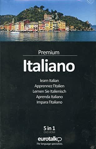 Learn Italian - Business Collection: Talk Now, Talk the Talk, Talk More, World Talk, Talk Business and Movie Talk