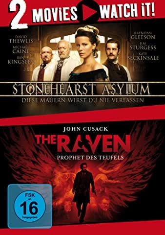 Stonehearst Asylum / The Raven