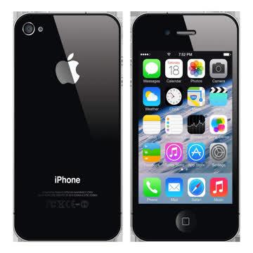 I-Phone 4S schwarz