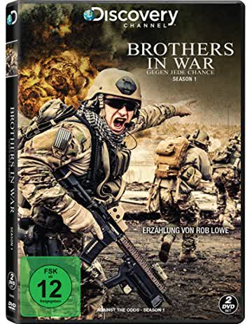 Brothers in War - Gegen jede Chance - Season 1 (Discovery - 2 Discs)