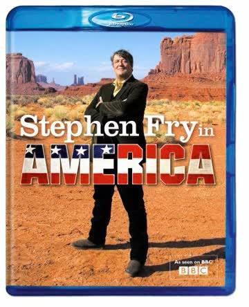 Stephen Fry in America [Blu-ray] [2008] [UK Import]