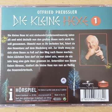 CD Die kleine Hexe 1