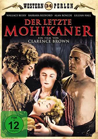 DER LETZTE MOHIKANER - MOVIE [DVD] [1920]