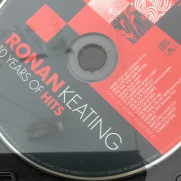 Ronan Keating 10 years of hits