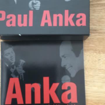Paul Anka Box mit 4 CD