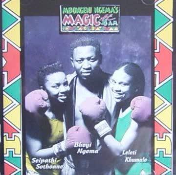 Mbongeni Ngema - Magic at 4 a.M