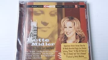 Bette Midler: Sings The Peggy Lee Songbook (DualDisc)