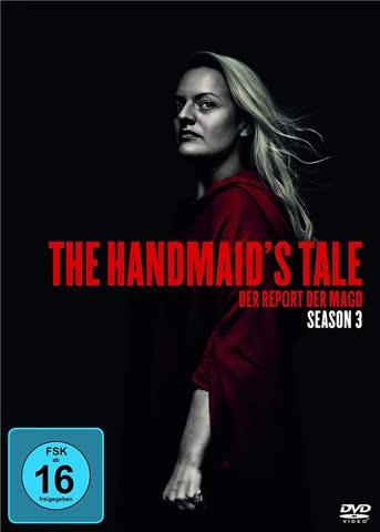 The Handmaid's Tale - Der Report der Magd, Season 3 [5 DVDs]