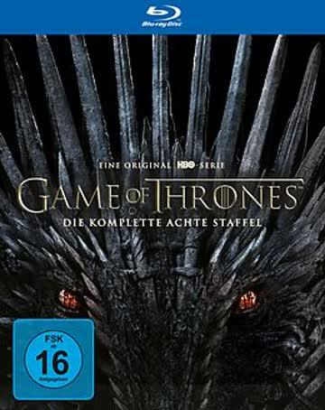 Game of Thrones: Staffel 08 [Blu-ray]