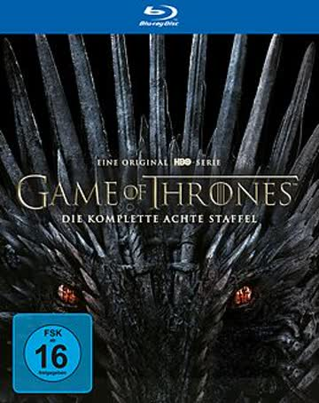 Game of Thrones: Staffel 08 [Blu-ray]