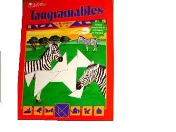 Tangramables: A Tangram Activity Book (#ler318)